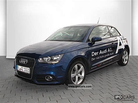 Audi A1 E10 by 2010 Audi A1 1 4 Tfsi S Tronic Ambition Heated Seats