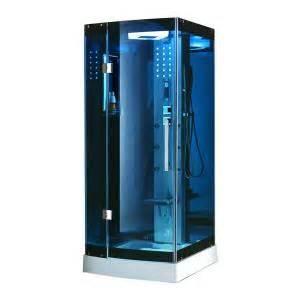 ariel 39 5 in x 39 5 in x 85 in steam shower enclosure