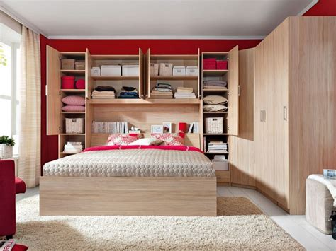 overhead bed 5 hidden storage areas to enlarge your home