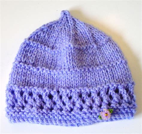 free baby hat knitting patterns my free patterns algerian