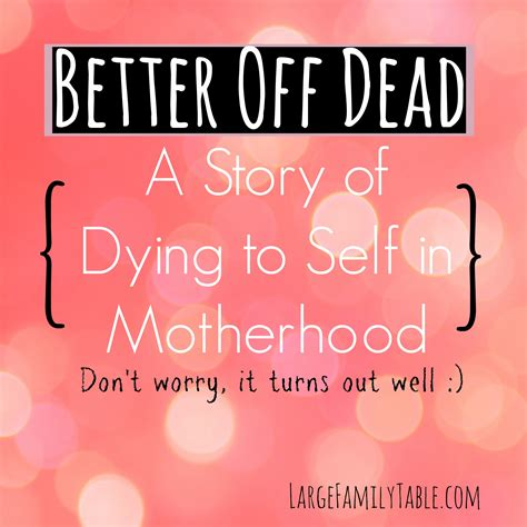 better dead a sordid true story of and murder books better dead a story of dying to self in motherhood