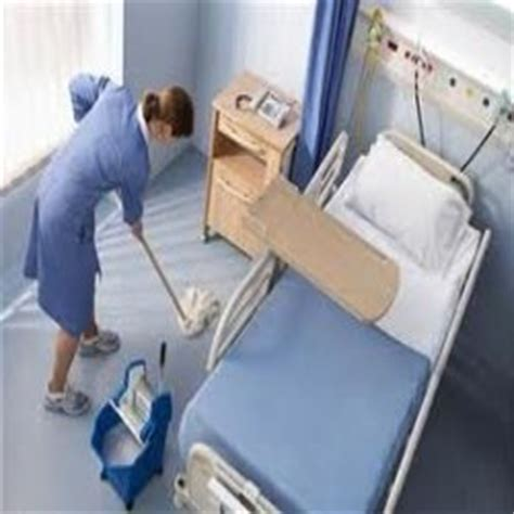 housekeeping in hospitals uk match