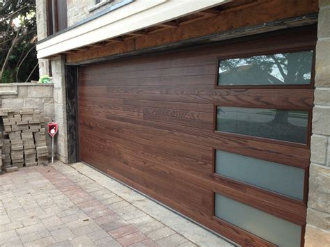 Oversized Garage Doors by Modern Garage Doors Custom Modern
