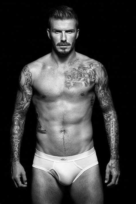 David Beckham In by David Beckham For H M New Caign Fashion Of S