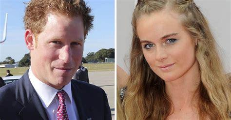 prince harry s girlfriend who is cressida bonas profile of prince harry s