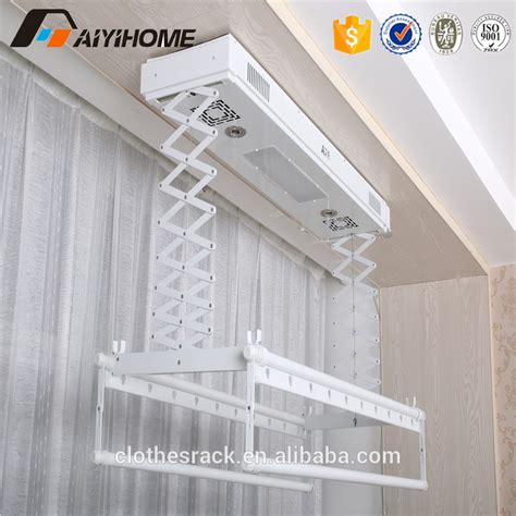 Ceiling Mounted Drying Rack - clothes drying rack hanging from ceiling taraba home review