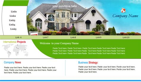 Real Estate Web Template 8 Realtor Website Design Templates