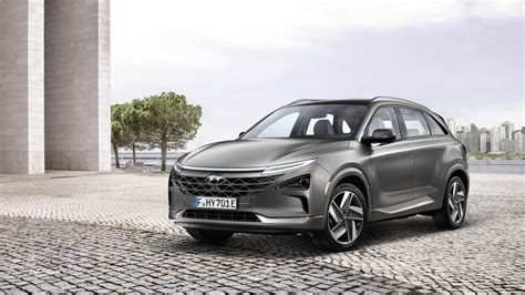 Hyundai Car Wallpaper Hd by 2018 Hyundai Nexo 4k Wallpaper Hd Car Wallpapers Id 9683