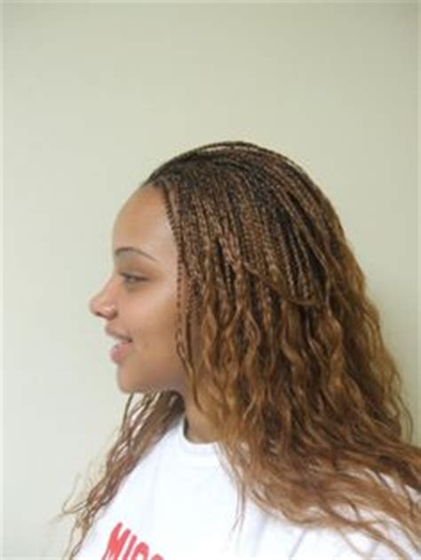 easy pin up hairstyles cor microbraides micro braids micro braids pictures money pinterest