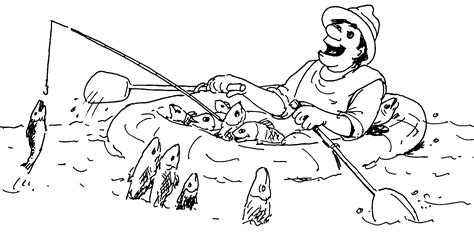 outdoor recreation coloring pages