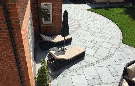 Black And Blue Patio by Blue Black Granite Paving 18m 178 Patio Kit Nustone