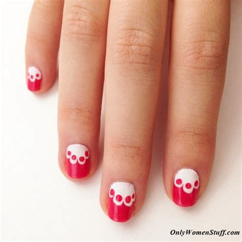 easy nail art st 20 easy nail designs for kids to do at home step by step