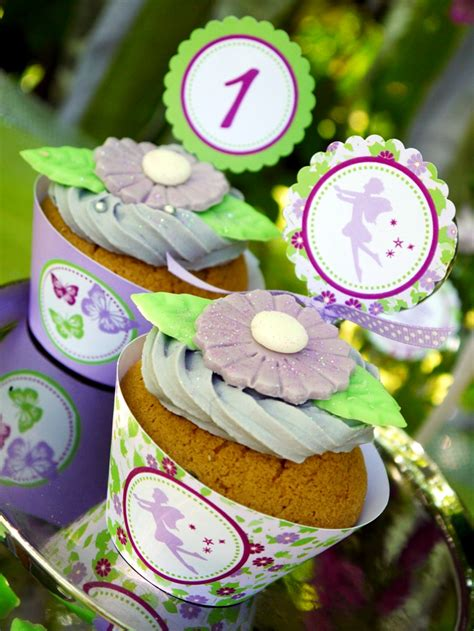 printable fairy party decorations an enchanting lilac green pixie fairy party party