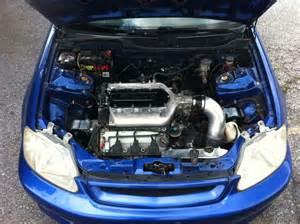 2000 honda civic si with v6 j32 engine