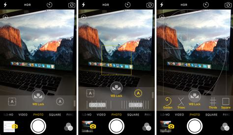 camera wallpaper ios cameratweak 4 launches in cydia turns iphone into a