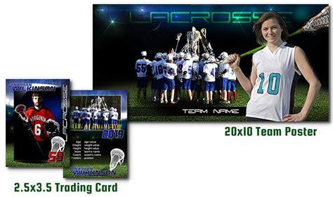 lacrosse roster card template lacrosse stadium lacrosse stadium arc4studio