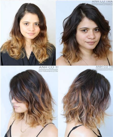 before and after haircut makeovers 45 best colors by tara me images on pinterest brunettes