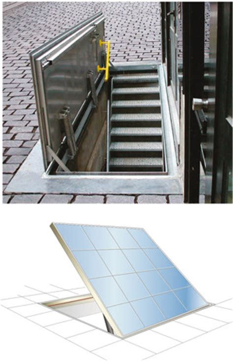 botole da pavimento lucernario tetto e botole con scale tipologie e utilizzi