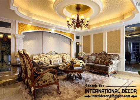 Baroque Ceiling by 15 Modern Pop False Ceiling Designs Ideas 2017 For Living Room