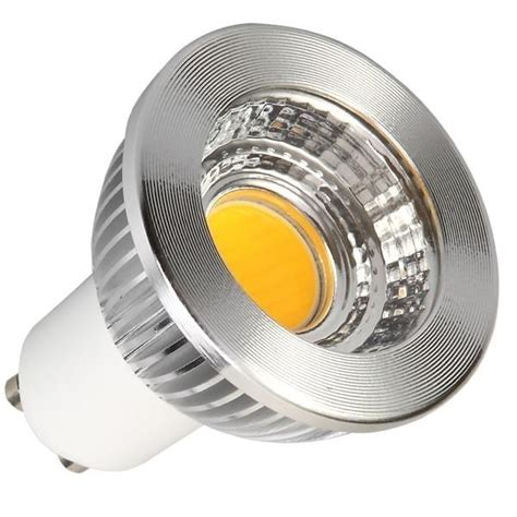 lade gu10 led gu10 5w cob cheaplights