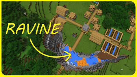 best seeds minecraft 1 2 seeds best ravine seeds best