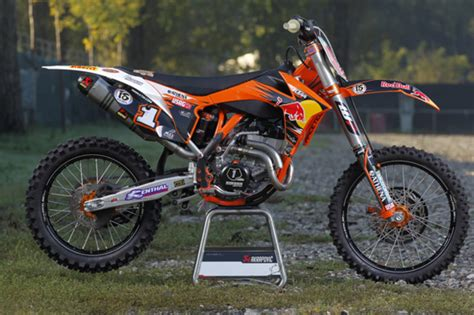 factory motocross bike for sale 2010 ktm factory mx bikes