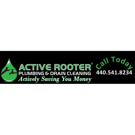 active rooter plumbing drain cleaning llc in amherst