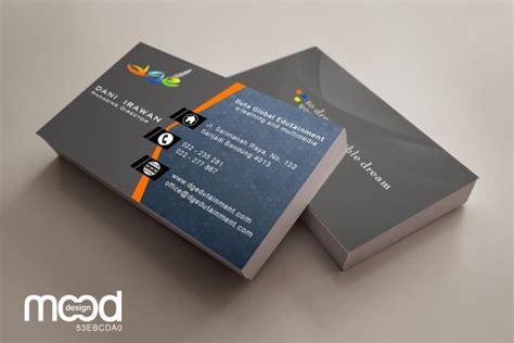 Desain Kartu Nama Photographer   jasa desain kartu nama brosur flyer x banner