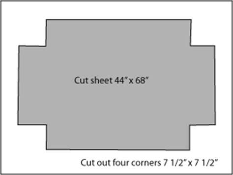 mini crib sheet pattern crib pattern sewing sheet my sewing patterns