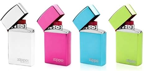 Parfum Zippo zippo perfume in 4 colors new fragrances