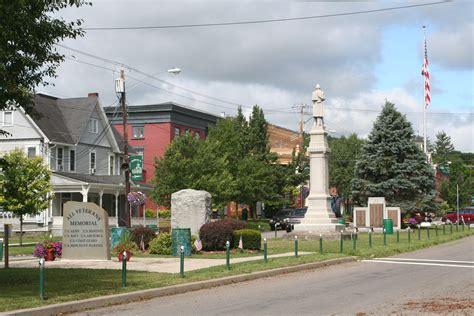 small town honoring heroes in small town usa greene ny the last