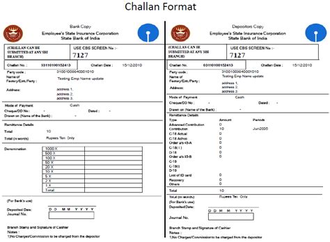 excel format of challan 280 hr solution payroll processing man power consultant pi