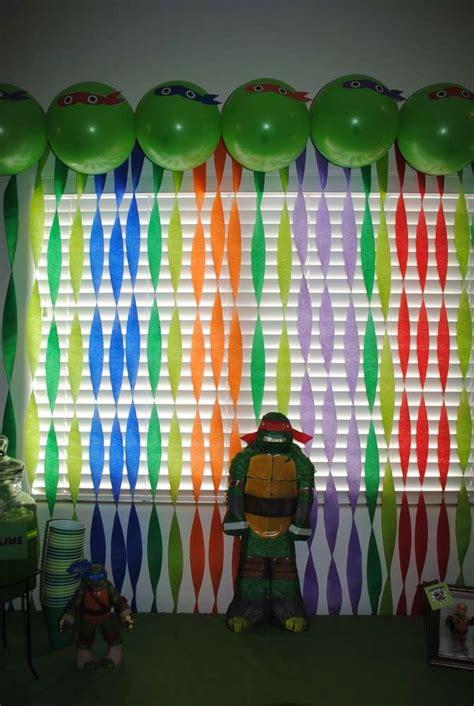 turtle decorations on turtle