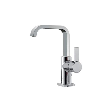 grohe single hole bathroom faucet shop grohe allure chrome 1 handle single hole watersense