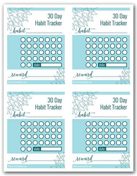 day habit tracker  printable journals