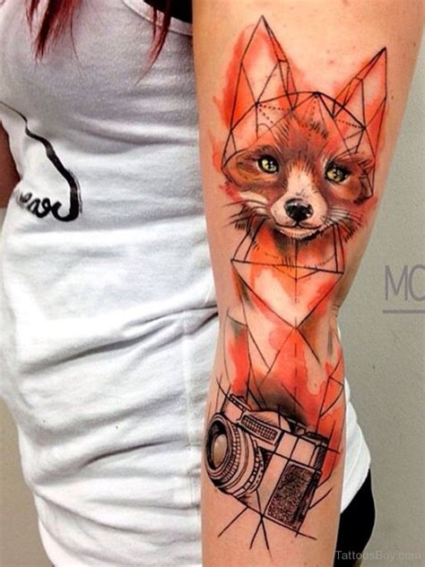 hometown tattoos fox tattoos designs pictures