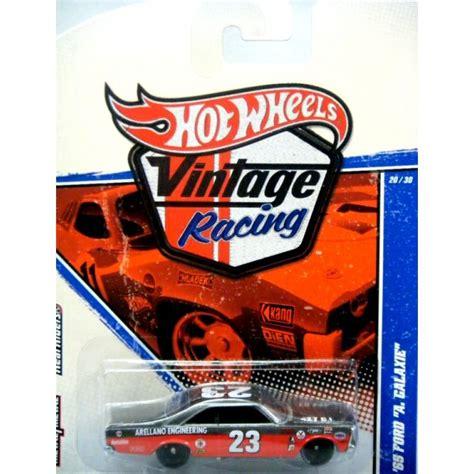 wheels vintage racing 1965 ford galaxie 500 nascar