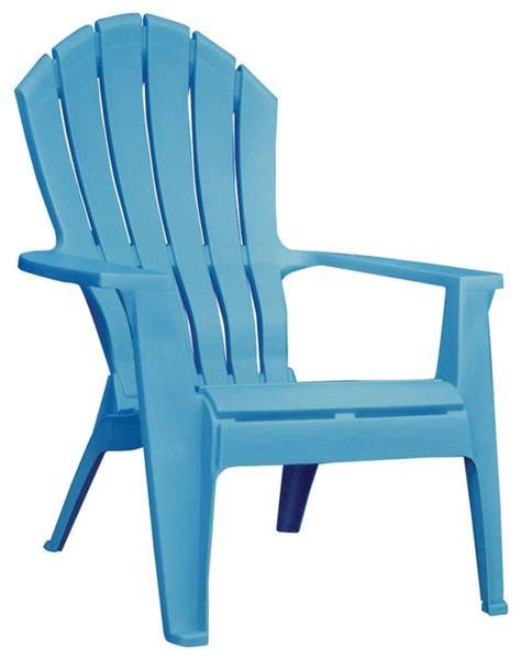 Adams Adirondack Stacking Chair Adams Adirondack Stacking Chair Pool Blue Contemporary