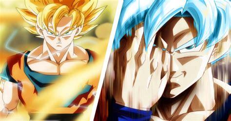 imagenes de goku todas las transformaciones clixs goku todas sus transformaciones