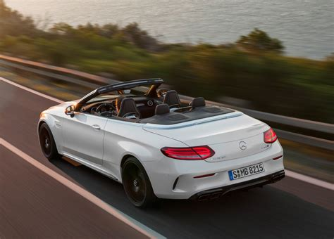 Mercedes In by Mercedes C Klasse Cabrio Feiert Produktionsstart