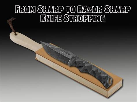 how to sharpen a sword razor sharp the knives and on