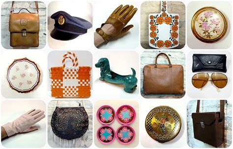 Vintage Accessories by Vintage Accessories Collage The Stellar Boutique