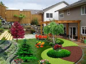 Small Sloped Backyard Ideas 1000 Images About Beautiful Backyards Gardens On Landscape Architects Backyards