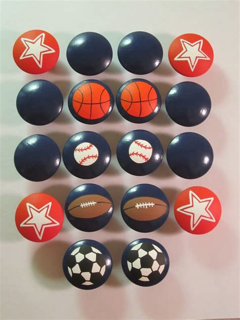 baseball themed drawer pulls 17 best images about jackson s big boy room on