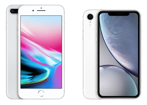 iphone 8 plus vs iphone xr gros match chez les petits iphone