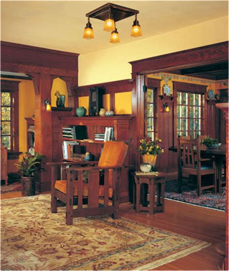 Arts And Crafts Style Living Room by Arts And Crafts Living Room Design Ideas Simple Home