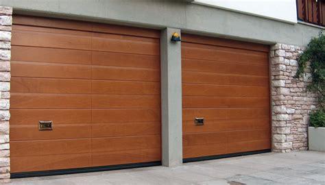 portone sezionale garage porte garage sezionali automatiche prezzi