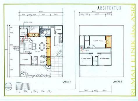 contoh denah rumah layout annahape studio desain rumah projects annahape studio desain rumah desain interior