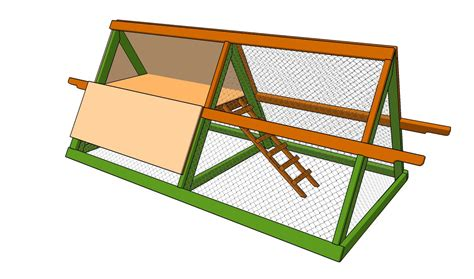 how to build a simple chicken coop howtospecialist how