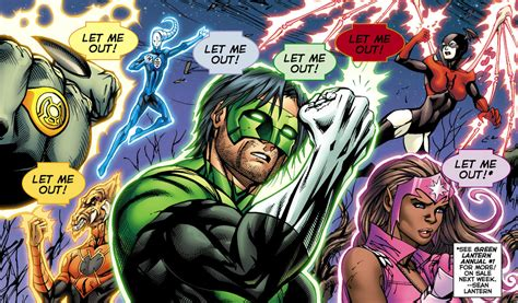 green lantern colors green lantern ring colors meaning